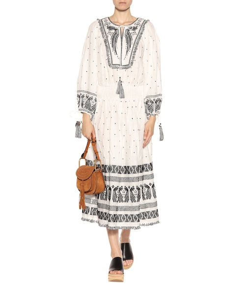 Zimmermann - Linen dress - mytheresa.com
