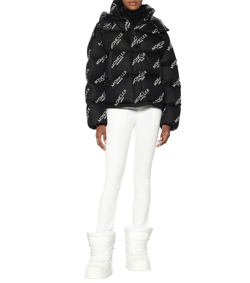 Moncler - Exclusive to Mytheresa – Caille puffer jacket - mytheresa.com