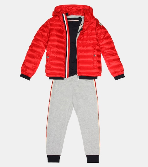 Moncler Enfant - New Morvan down coat - mytheresa.com