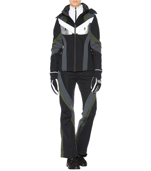 Fendi - Panelled ski jacket - mytheresa.com