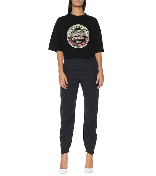 Vetements - Shell trackpants - mytheresa.com