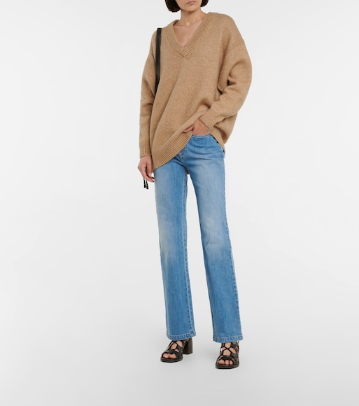 See By Chloé - Wool-blend sweater - mytheresa.com