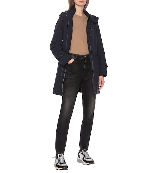 Woolrich - Trench Fayette con cappuccio - mytheresa.com