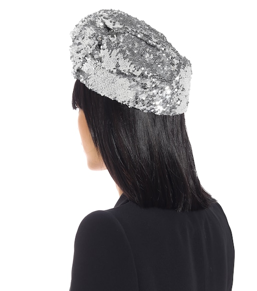 Erdem - Sequined hat - mytheresa.com
