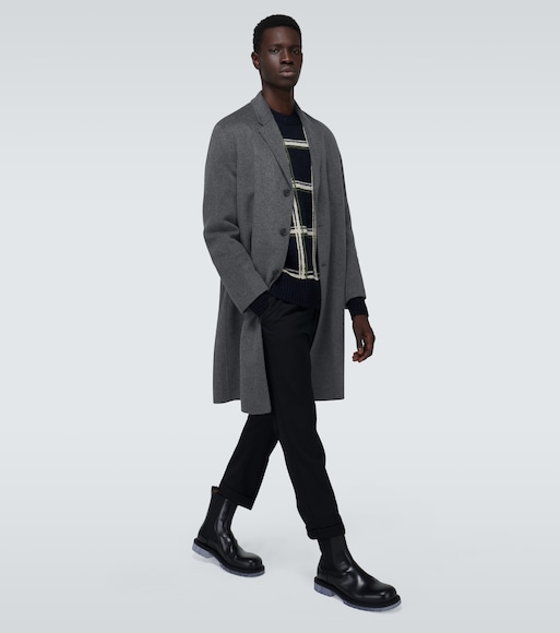 Acne Studios - Chad wool overcoat - mytheresa.com