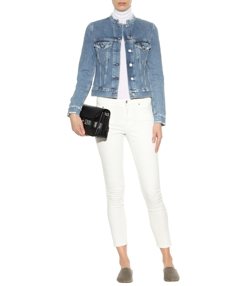 Acne Studios - Denim jacket - mytheresa.com