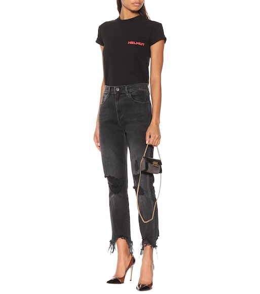 3x1 - W3 Authentic straight jeans - mytheresa.com