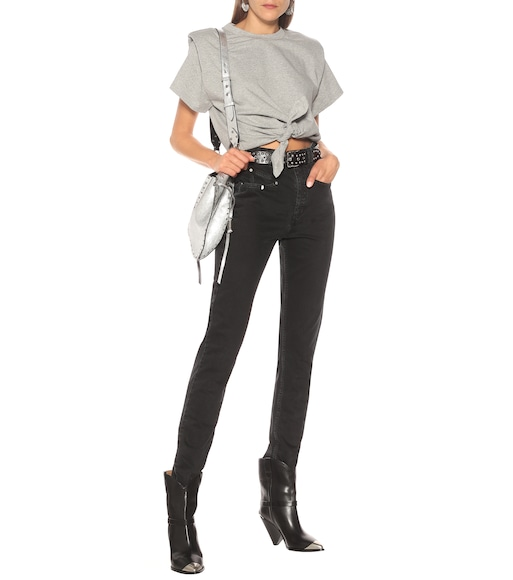Isabel Marant - Nominic high-rise jeans - mytheresa.com