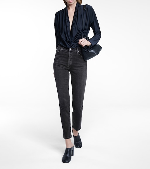 Citizens of Humanity - Olivia high-rise slim jeans - mytheresa.com