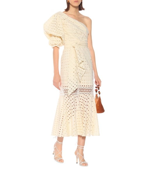 Johanna Ortiz - Better Than Gold eyelet cotton dress - mytheresa.com