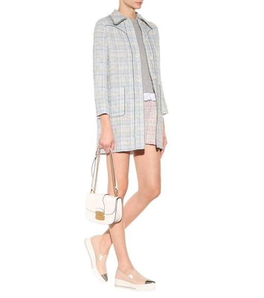 Miu Miu - Tweed coat - mytheresa.com