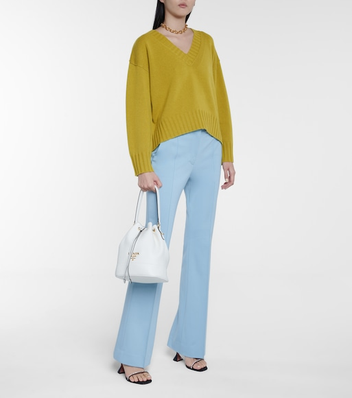 Dorothee Schumacher - Modern Adventure wool and cashmere sweater - mytheresa.com