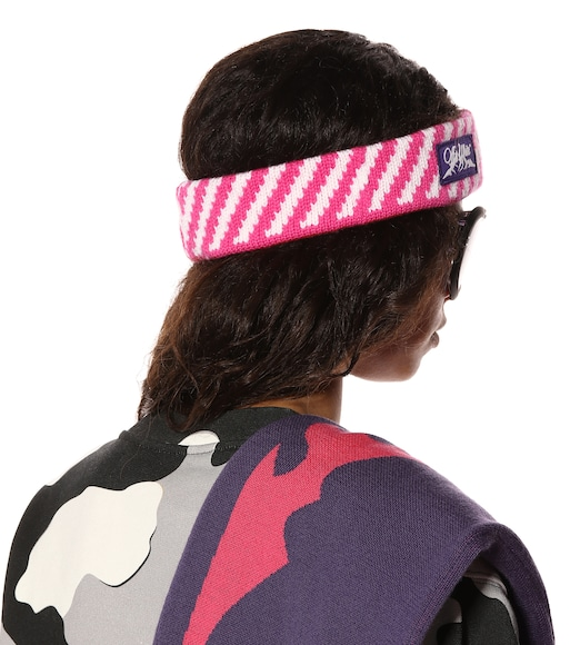 Off-White - Exclusive to Mytheresa – wool headband - mytheresa.com