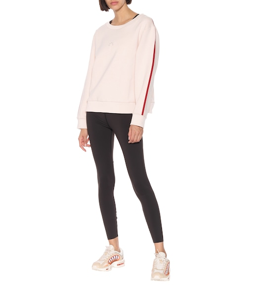 Varley - Chalmers cotton-blend sweatshirt - mytheresa.com