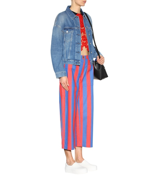 Tommy Hilfiger - Striped jeans - mytheresa.com