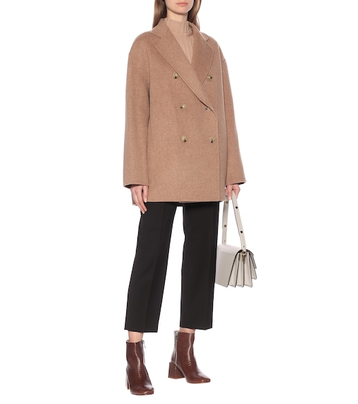 Wool Coat Acne Studios Mytheresa