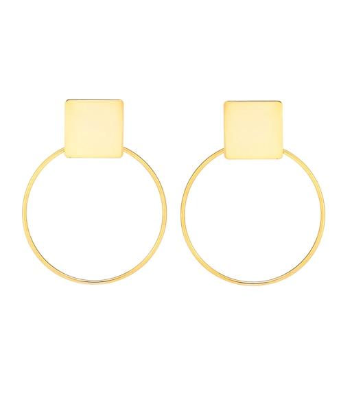 Isabel Marant - Geometric earrings - mytheresa.com