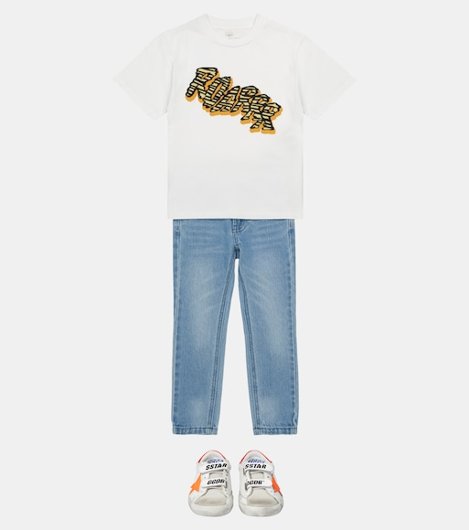 Stella McCartney Kids - Cotton T-shirt - mytheresa.com