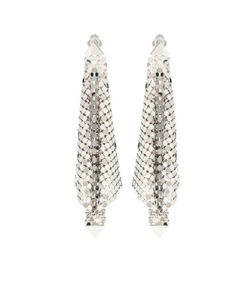 Paco Rabanne - Mesh earrings - mytheresa.com