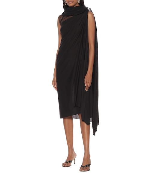 Rick Owens - Lilies knit dress - mytheresa.com