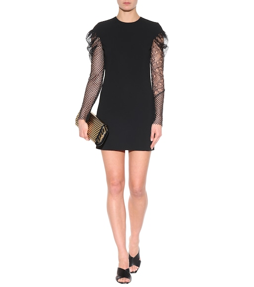 Saint Laurent - Mini dress - mytheresa.com