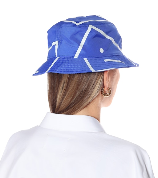 Acne Studios - Face bucket hat - mytheresa.com